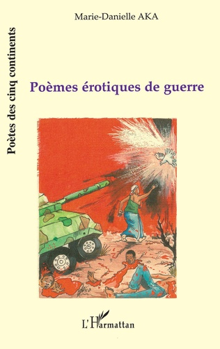Couverture Poèmes érotiques de guerre