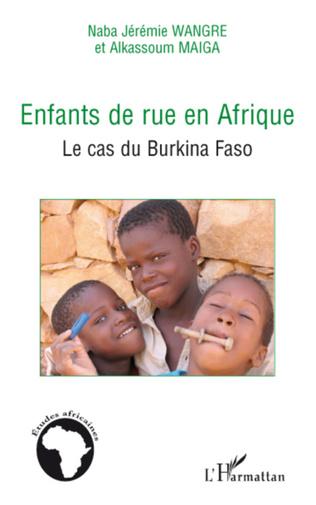 Couverture Enfants de rue en Afrique
