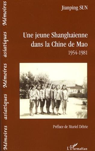Couverture Une jeune shanghaienne dans la Chine de Mao