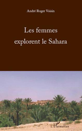 Couverture Les femmes explorent le Sahara