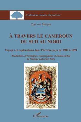 Couverture A travers le Cameroun du Sud au Nord