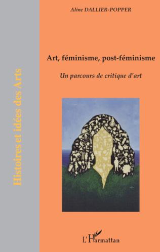 Couverture Art, féminisme, post-féminisme