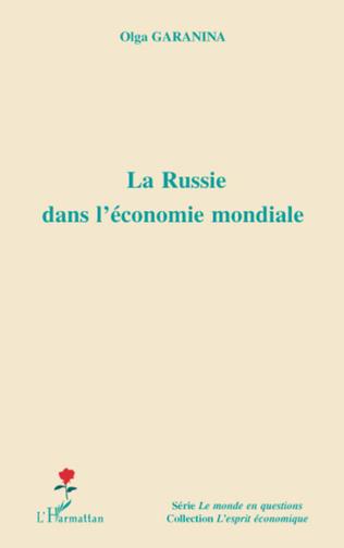 Couverture La Russie dans l'économie mondiale