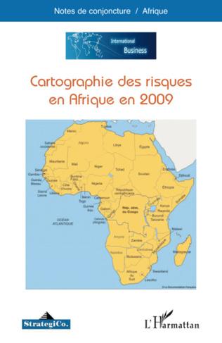 Couverture Cartographie des risques en Afrique en 2009
