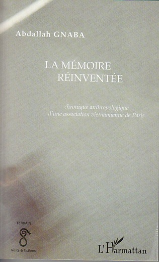 Couverture La mémoire réinventée