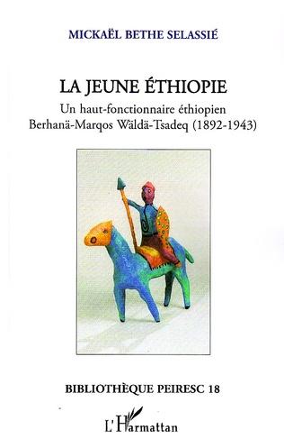 Couverture La jeune Ethiopie