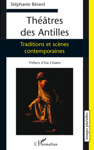 Couverture Théâtres des Antilles