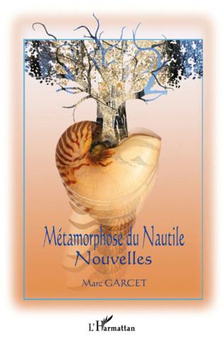 Couverture Métamorphose du Nautile