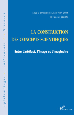Couverture La construction des concepts scientifiques
