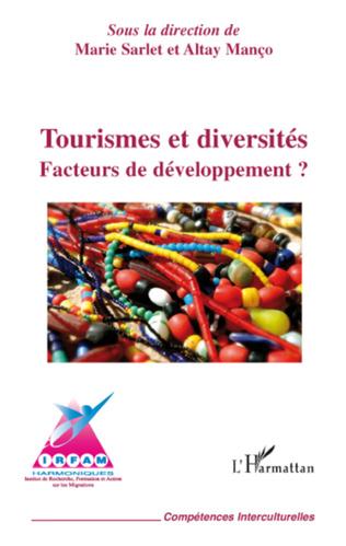 Couverture Tourismes et diversités