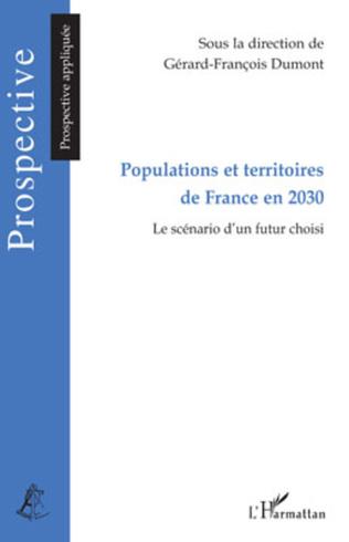 Couverture Populations et territoires de France en 2030