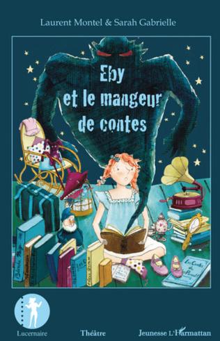 Couverture Eby et le mangeur de contes