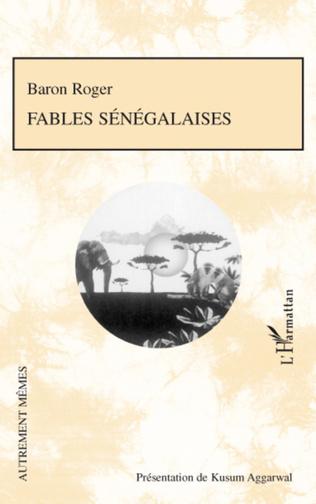 Couverture Fables sénégalaises