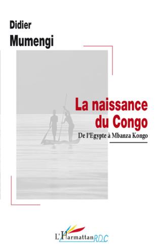 Couverture La naissance du Congo
