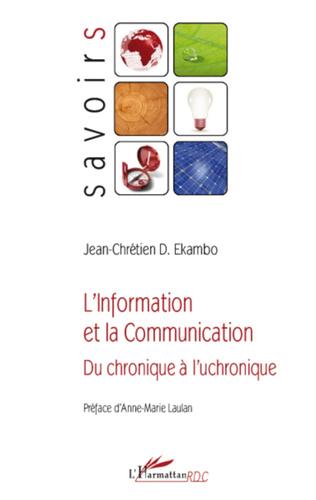 Couverture L'information et la communication