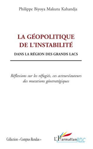 Couverture La géopolitique de l'instabilité