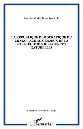 Couverture La République Démocratique du Congo face aux enjeux de la st