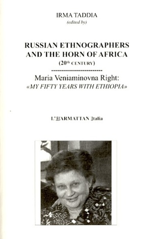 Couverture Russian ethnographers and the horn of Africa (20th century)