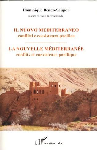 Couverture La nouvelle Méditerranée