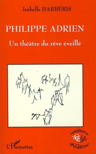 Couverture Philippe Adrien