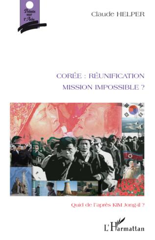 Couverture Corée : réunification