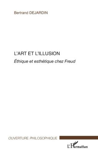Couverture L'art et l'illusion