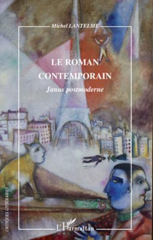Couverture Le roman contemporain