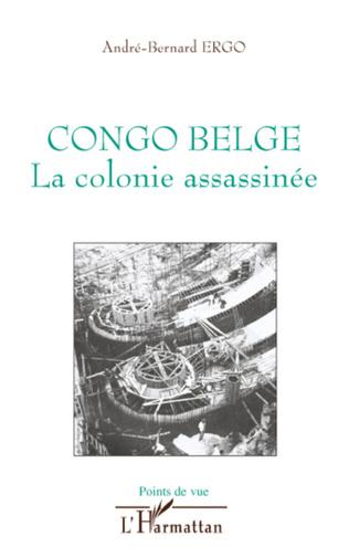 Couverture Congo belge