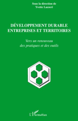 Couverture Développement durable, entreprises et territoires
