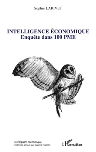 Couverture Intelligence économique
