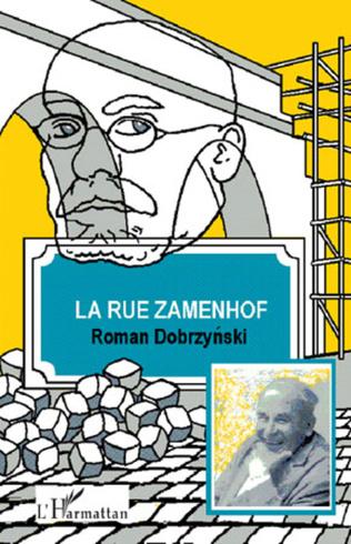 Couverture La rue Zamenhof