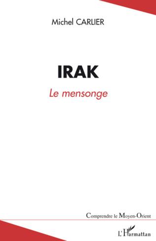 Couverture Irak le mensonge