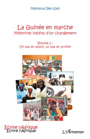 Couverture La Guinée en marche