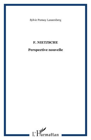 Couverture F. Nietzsche