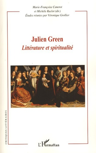 Couverture Julien Green