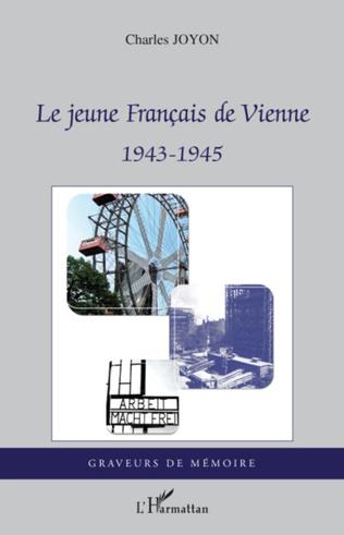 Couverture Le jeune Français de Vienne