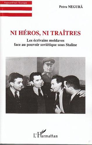 Couverture Ni héros, ni traîtres