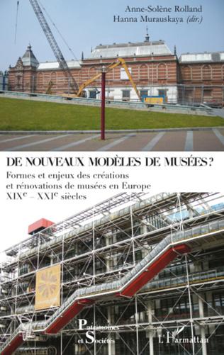 Couverture De nouveaux modèles de musées ?