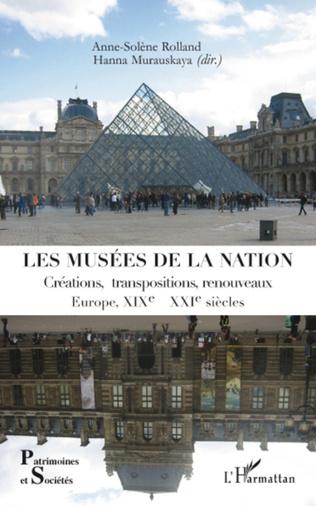 Couverture Les musées de la nation