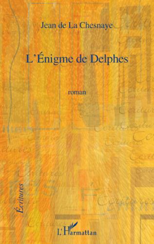 Couverture L'Enigme de Delphes