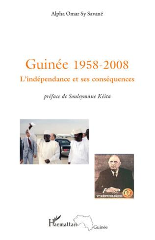 Couverture Guinée 1958-2008