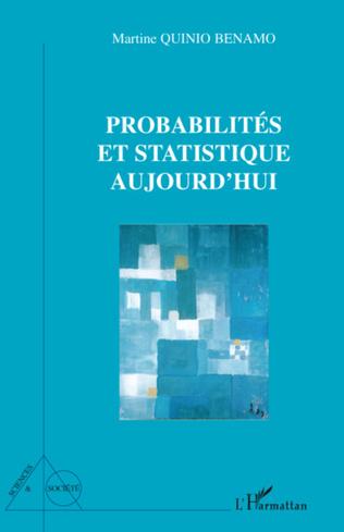Couverture Probabilités et statistique aujourd'hui