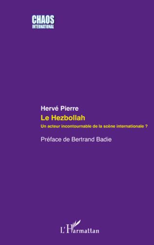 Couverture Le Hezbollah