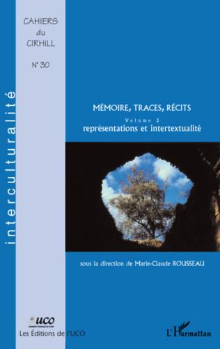 Couverture Mémoire, traces, récits