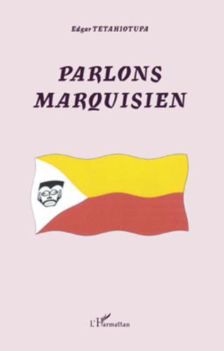Couverture Parlons marquisien