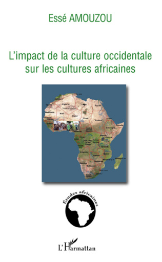 Couverture L'impact de la culture occidentale sur les cultures africaines