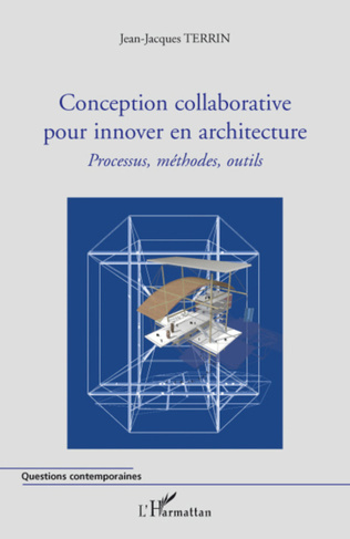 Couverture Conception collaborative pour innover en architecture