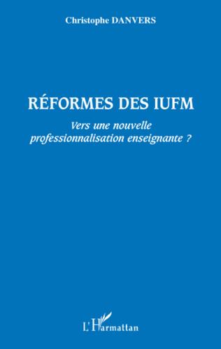 Couverture Réformes des IUFM