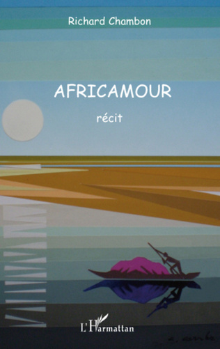 Couverture Africamour
