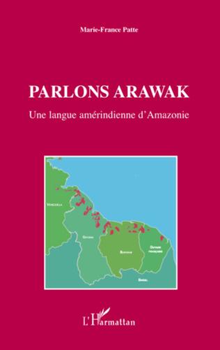 Couverture Parlons arawak